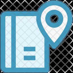 Book Location Icon