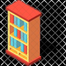 Bookcase Icon