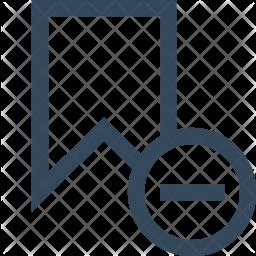 Bookmark Line Icon