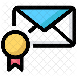 Bookmark Mail Icon
