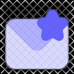 Bookmark-message Icon