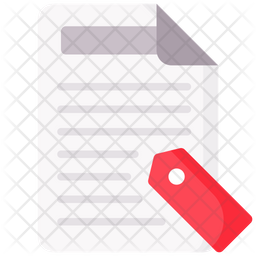 Bookmark Page Icon