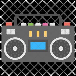 Boombox Logo Icon