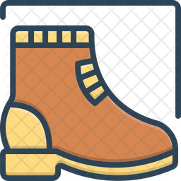 Boot Icon Of Colored Outline Style Available In Svg Png Eps Ai Icon Fonts