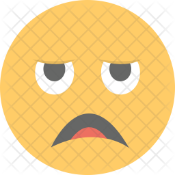 Bored Face Icon png