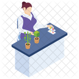 Botany Experiment Icon