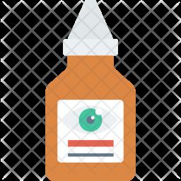 Bottle Flat Icon
