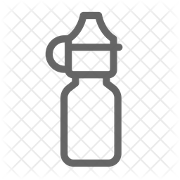 Bottle Drop Icon