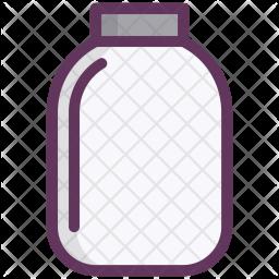 Bottle, Food, Drink, Milk, Kitchen Icon