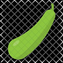 Bottle Gourd Icon