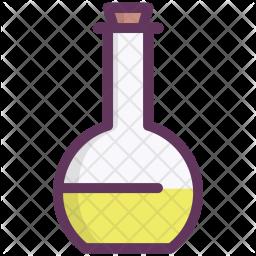 Bottle, Oil, Olive, Cooking, Retarunt Icon