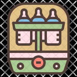 Bottle sterilize Icon