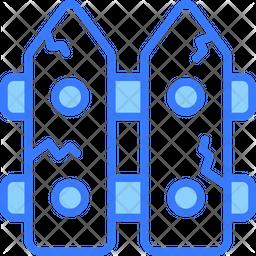 Boundary Dualtone Icon