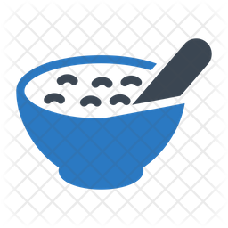 Bowl Flat Icon