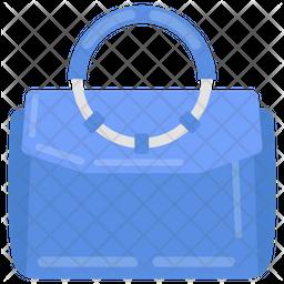 Bowler Bag Icon