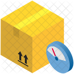 Box Meter Icon