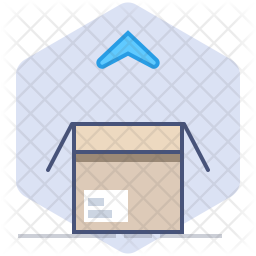 Box unpacking Icon