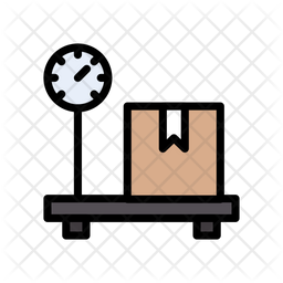 Box Weight Icon