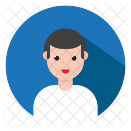 Boy Icon Of Rounded Style Available In Svg Png Eps Ai Icon Fonts