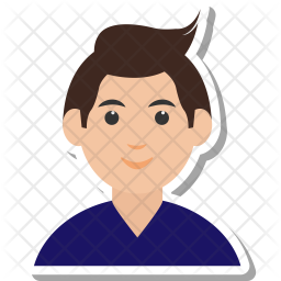 Boy Icon Of Flat Style Available In Svg Png Eps Ai Icon Fonts