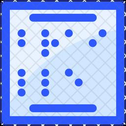 Braile Icon