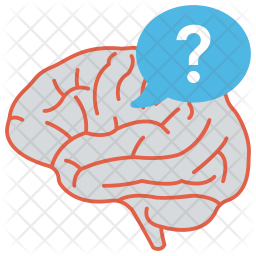 Brain Icon Of Flat Style Available In Svg Png Eps Ai Icon Fonts