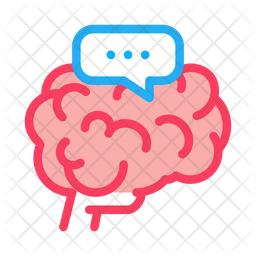 Brain Disease Icon Of Colored Outline Style Available In Svg Png Eps Ai Icon Fonts