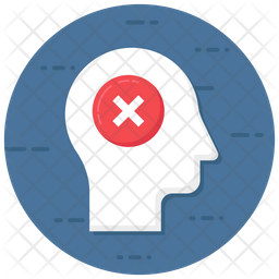 Brain Failure Icon