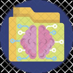 Brain Folder Icon