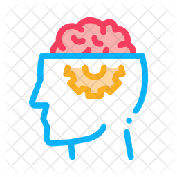 Brain Optimization Icon