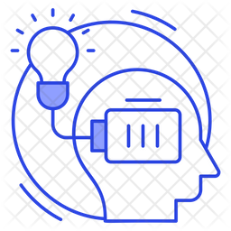 Brain Power Icon