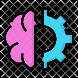Brain Process Icon