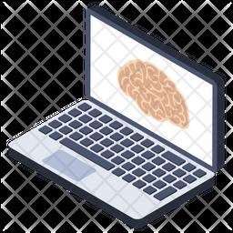 Brain Screening Icon