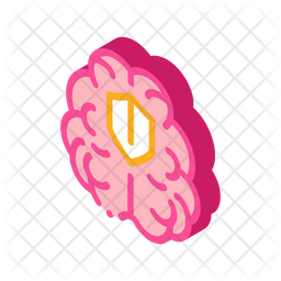 Brain Treatment Icon Of Isometric Style Available In Svg Png Eps Ai Icon Fonts