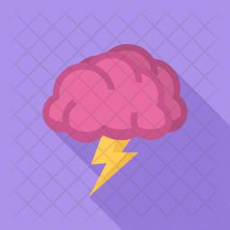 Brainstorm, Seo, Business, Startup, Marketing, Optimization Icon