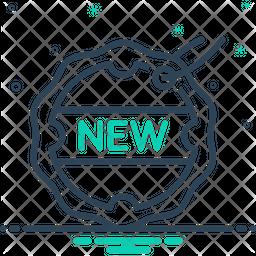 Brand New Icon