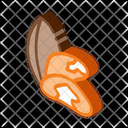 Brazil Nut Icon