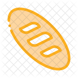 Bread Icon Of Colored Outline Style Available In Svg Png Eps Ai Icon Fonts