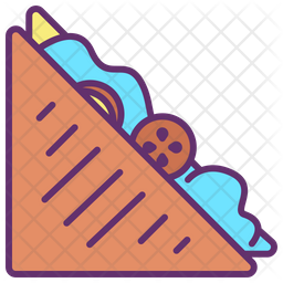 Bread Sandwitch Icon