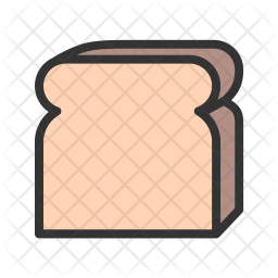 Bread Slice Icon