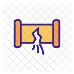 Break Pollution Icon