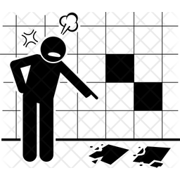 Break Tiles Icon