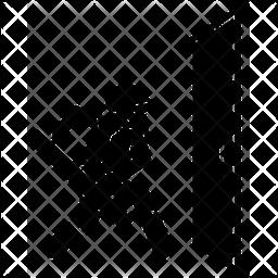 Breaking door Icon