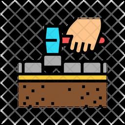 Brick Road Icon