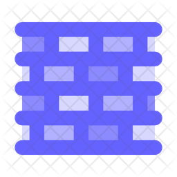 Brick-wall Icon