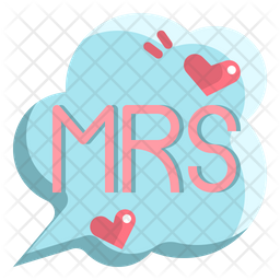 Bride message Icon