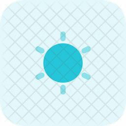 Brightness Flat Icon