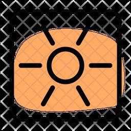 Brightness Up Icon