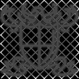 British Emblem Icon