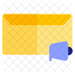 Broadcast message Icon